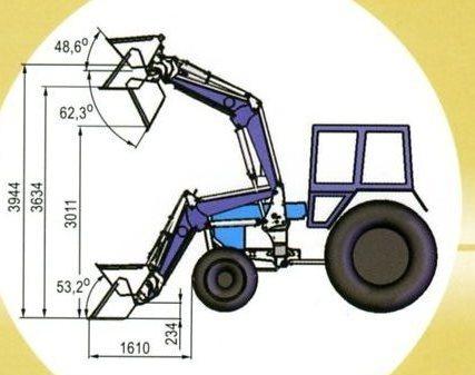 ПМБ-800 с размерами