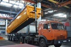 Полуприцеп-контейнеровоз СЗАП-9915
