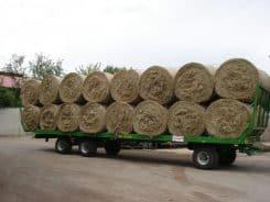 Рулоновоз трехосный 11 тонн