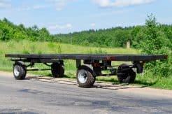 Шасси тракторного и автомобильного прицепов РМЗВР