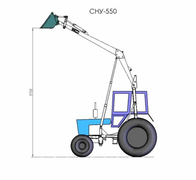 СНУ-550-1