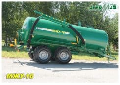 МЖУ 16 тонн Машины для внесения жидких органических удобрений