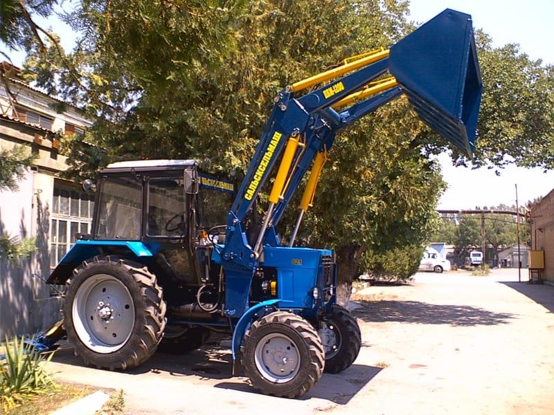 погрузчик на трактор Беларус-82