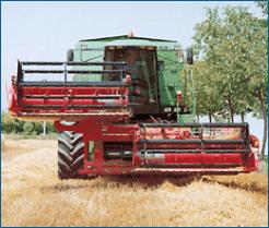 жатка пшеничная CRX CRESSONI