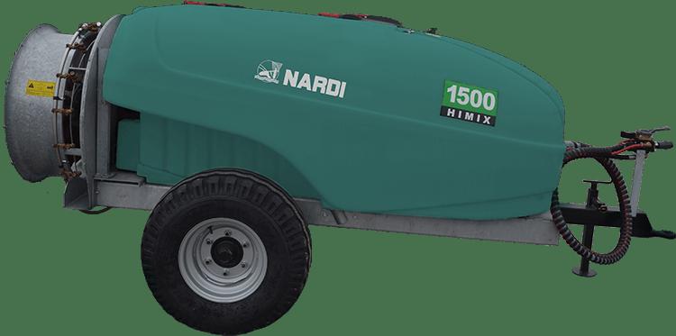 Распылитель прицепной NARDI ATOM-T