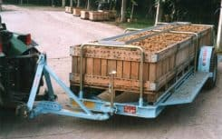 Платформа садовая Agrofer