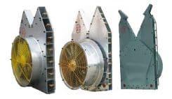 Колонны (вентиляторные группы) MECAGRO