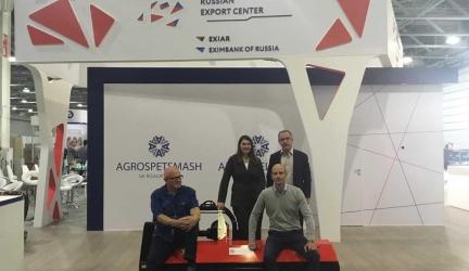 В Москве состоялась выставка, посвященная импортозамещению