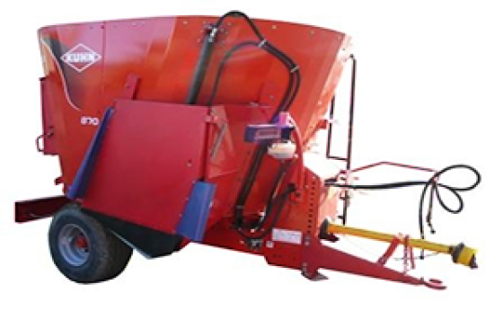 Смеситель - кормораздатчик EuroMix I 870