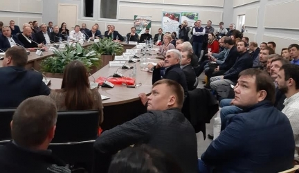 Состоялся круглый стол: «Развитие садоводства России на опыте Краснодарского края»