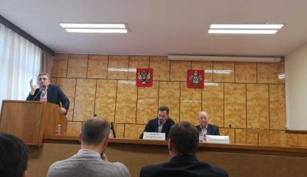Компания ООО ТД «АГРОСПЕЦМАШ» 06.12.19 г. приняла участие в собрании Союза «Садоводы Кубани»