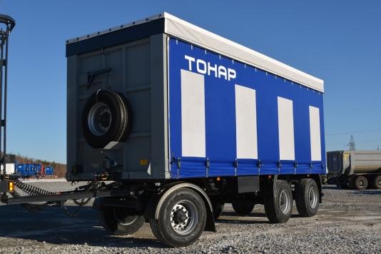 Прицеп-птицевоз Тонар-85793-0000012