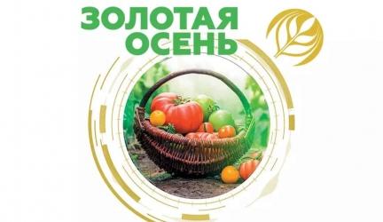 Выставка «Золотая осень – 2019» 9-12 октября на ВДНХ