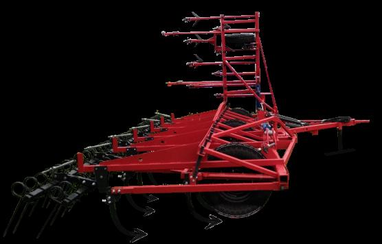 Культиватор КПС-8