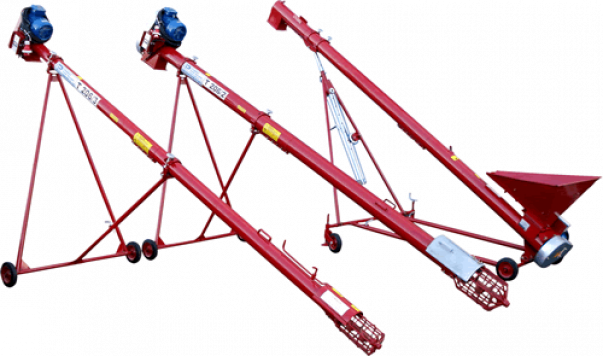 Шнековый транспортёр